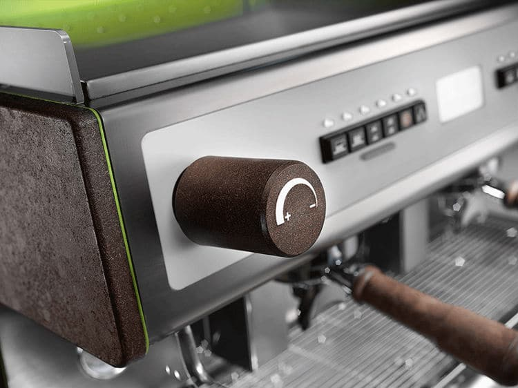 eco friendly coffee machine