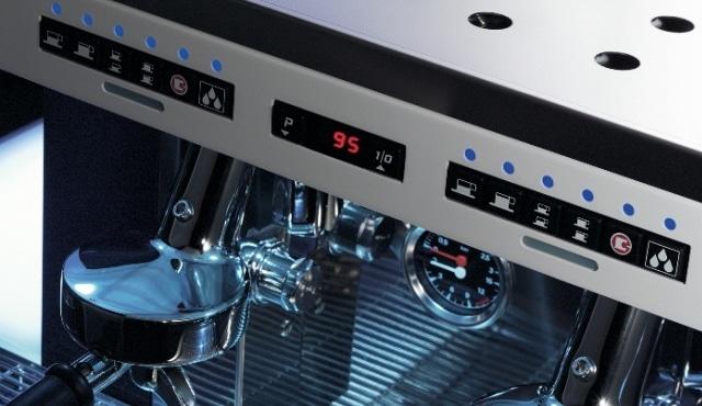Temperature Controlled Coffee Machine