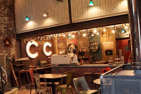 SanRemo Verona Coffee Machine in Hollyoaks