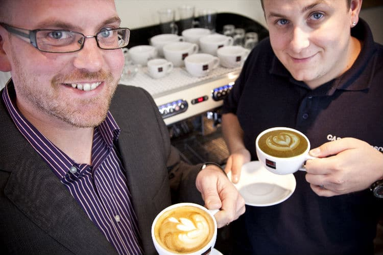casa espresso brews up expansion