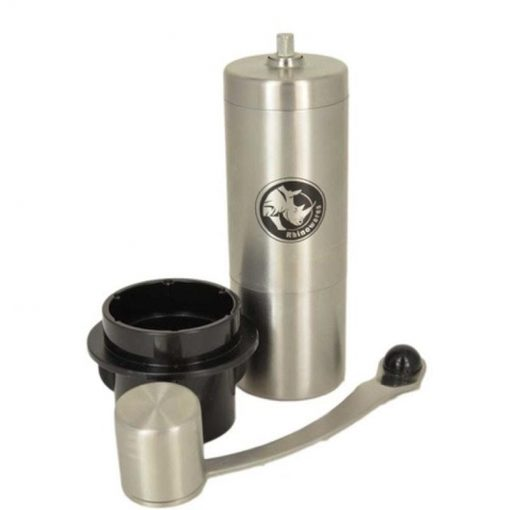 Rhinowares Compact Coffee Grinder - Aeropress Compatible